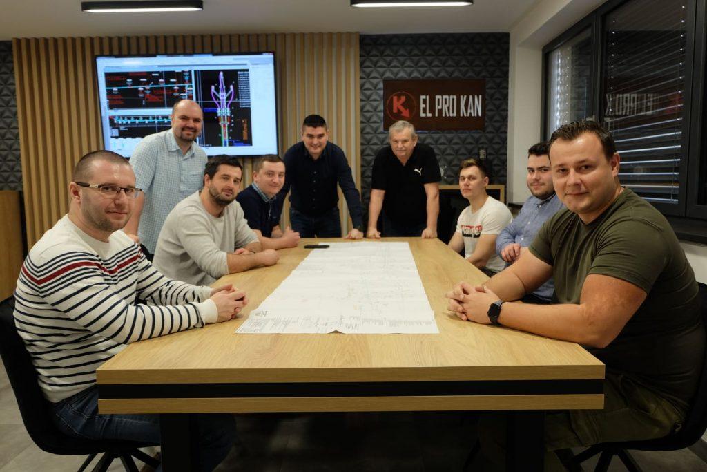 Elprokan - Projekčná & inžinierska činnosť